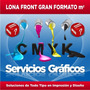 Publicidad Lona Front Gran Formato Vinil M2 Full Color