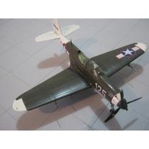 P-39 Bell Cobra De La Segunda Guerra Mundial Escala 1/72 Ar