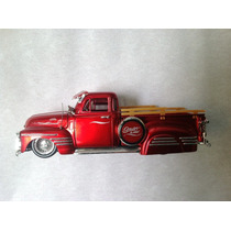 Jada Big Time Chevrolet Pickup 51 - Escala 1:24