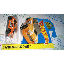 Hot Wheels Mini Morris Naranja Versión Descapotab Lyly Toys