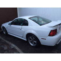Ford Mustang 2001 Gt Unico Dueño