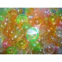 Gcg Lote De 100 Capsulas 2 Pulgadas Colores Para Chicleras