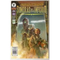 Star Wars Sombras Del Imperio 4 Comic Guerra De Las Galaxias