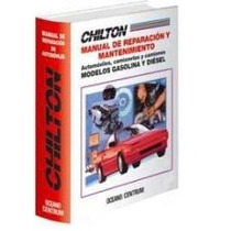 Chilton. Manual De Reparación Y Mantenimiento 1 Vol