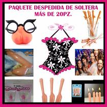 Paquete Despedida De Soltera,envío Gratis,fiesta Boda,antro