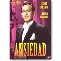 Dvd Ansiedad Pedro Infante Nuevo Envio Inmediato