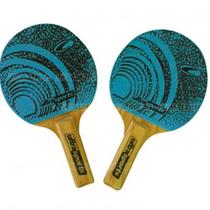 Raquetas De Ping-pong Con Mango De Madera (marben)