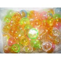 Gcg Lote De Esferas Color Para Chicleras 2 Pulgadas 100 Pzas