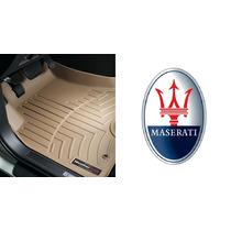Tapetes Premium Para Maserati - Weathertech - Wt Mexico