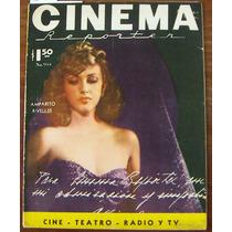 Revista Cinema,amparito Rivelles En Portada,silvia Pinal