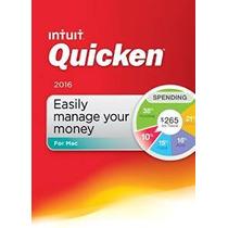 Quicken Para Mac 2016 Finanzas Personales Software De Presup