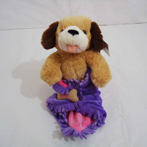 Bebe Perrito Con Su Pañal Marca Ranizzima Peluche Perro
