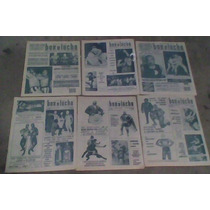 Excelentes Revistas Box Y Lucha Año 1990