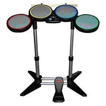 :: Bateria Rock Band Alambrica Xbox 360 Ps2 Ps3 Wii ::