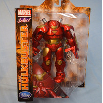 Marvel Select Iron Man Hulkbuster De Disney Store En Oferta