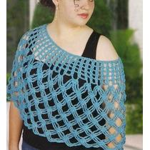 Poncho Crochet