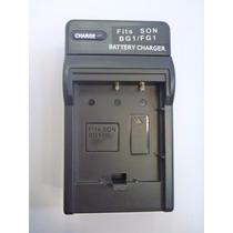 Cargador Pila Bateria Sony Cybershot Bct-rg Hdr-gw Dsc-hx30v