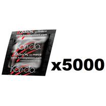 Condones Kondo 5000 Pzas 1.75 Mayoreo Hotel Moteles No Sico