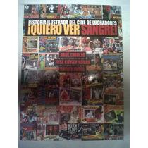 Historia Del Cine De Luchadores. Santo. Blue Demon. Mma