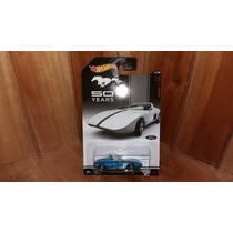Hot Wheels Ford Mustang 62 Serie 50 Años 01/08 Escala 1/64