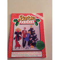 Revista Barbie Navidad 1987