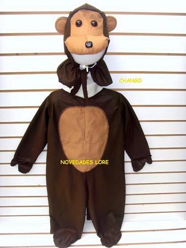 dc03af121 Disfraz Chango Changuito Mono Chimpance Para Primavera en venta en  Iztapalapa Distrito Federal por sólo $ 300,00 - CompraMais.net Mexico