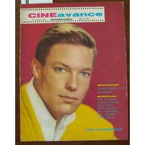 Revista Cine Avance, Dick Chamberlain, Burt Lancaster