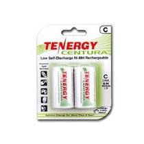 Tenergy Centura C Tamaño Baja Auto-descarga (lsd) Pilas Reca
