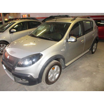 Renault Stepway Media Nav, Std 5 Vel, Color Gris, Mod. 2014