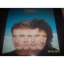 Queen The Miracle Vinyl Lp 1989 Emi Odeón España