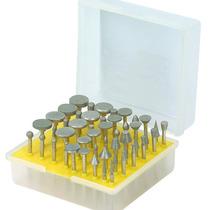 50 Piezas Diamante Acesorios Mototool Dremel. Mini Taladro