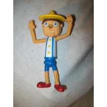 Gcg Figura Usada Pinocho De Shrek Macdonald Macdonalds Flr