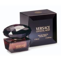 Pm0 Perfume Versace Crystal Noir For Women By Versace 100 Ml