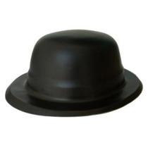 15 Sombreros Bombín Negro Económico Mate