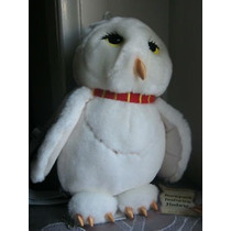 Bagpack Hedwig Peluche Lechuza Harry Potter Igo Envio Gratis