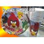 Angry Birds Articulos De Fiesta Platos Vasos Cajitas