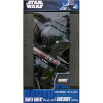 Peluche Darth Vader Con Espada Luz Star Wars Envio Gratis
