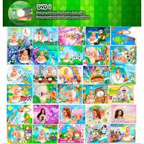 Plantillas Psd 2012 10 Dvds Bodas.15 Años.bautizos.colegios