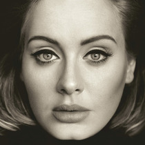 25 Veinticinco / Adele / Disco Cd Con 11 Canciones