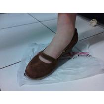 Zapatos No. 5.5 Color Cafe Cklass Envi Gratis Dhl