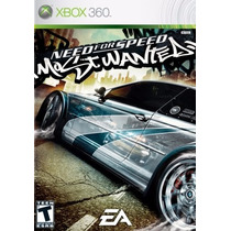 Need For Speed Most Wanted Xbox 360 Nuevo Blakhelmet E