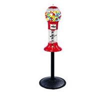 Máquina Chiclera Lil Wizard + Base Capacidad Para 650 Pzas.