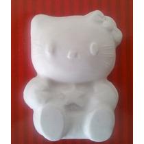 10 Figuras De Yeso Kitty Variedad De Modelos