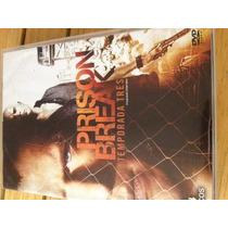 Prison Break Temporada 3 En Dvd Original Ultima