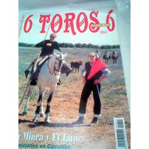 Revista Española Toros Y Toreros 6 Toros 6 Campo Brav Vbf