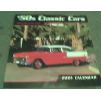 Calendario Autos 1950