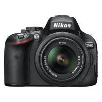 Nikon D5100 Slr 16.2mp Camara Digital Con Lente 18-55mm