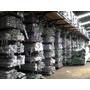 Perfil Soclo Cabezal Aluminio 3 Pulgadas