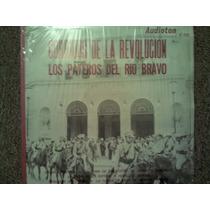 Disco Acetato De: Corridos De La Revolucion