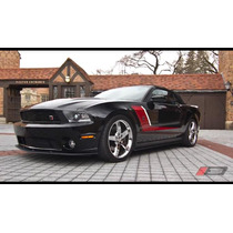 Sticker Lateral Tuning Mustang Roush Rs3